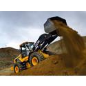 Effektivt miljötänk med Söderberg & Haaks nya hjullastare på MaskinExpo