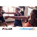 Polar helps make healthy lifestyle choices with MyFitnessPal