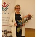Ulrika Holmbring, IFS vinnare av Womentorpriset 2014