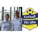 Fotboll för alla hjälper till att bryta normer