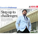 My Paper Executive Pathway I: Step up to challenges