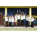 Specsavers Ge Syn Hela teamet på plats i Dar es Salaam Tanzania