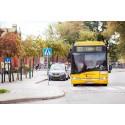 Fler tar bussen mellan Kävlinge och Lund