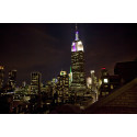 "A ""New"" New York State of Mind: Empire State Building Redefines New York City Skyline With Philips LED Lighting"