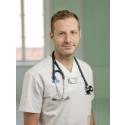 Jacob Hollenberg, hjärtläkare, docent, Centrum för hjärtstoppsforskning.