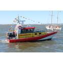 Maersk donerar räddningsbåt till Sjöräddningssällskapet