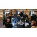 Hur Kognitionsvetarna vid Linköpings universitet använder creActive Mjärdevis biljardbord för att plugga inför tentorna