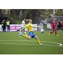 Emelie Ekman inför kvällens derby mot Bollstanäs