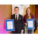Vuoden 2014 akatemiapalkinnot Irmeli Mustalahdelle ja Petri Ala-Laurilalle