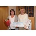 Diabetesmottagningen fick Karlskoga lasaretts kvalitetspris