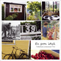 En grön idyll - Ärtholmens sommarstad 70 år av Pia Landgren, Kerstin Lindh, Jeanette Rosengren och Urszula Striner
