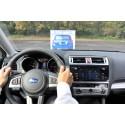 Den nye Subaru Outback får også topkarakterer i Euro NCAP