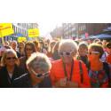 Inspirational Events Keep Women's Rights on the Agenda