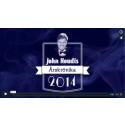 Upplev Entertainer John Houdis årskrönika 2014!