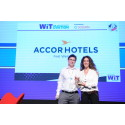 "AccorHotels Wins ""Social Butterfly"" Award at Web In Travel"