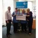 Big hearted Bluebird Care raises money for stroke survivors