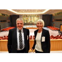 Lærere fra Stjørdal på studietur til FN i New York