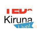 Följ TEDxKiruna live via webbsänding idag 13 mars, start kl 13.00 CET