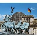 Tysklands incoming fortsatt positiv