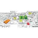 Tyréns projekterar ny vårdbyggnad på Malmö sjukhusområde