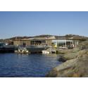 Knutpunkt i Bohusläns skärgård får silver i miljöcertifiering