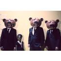 Teddybears uppträder på Grammis 25 februari