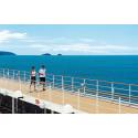 Maratonkrydstogt over Atlanten med MSC Cruises