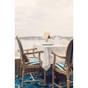 Ny matsal på övre plan med strålande havsutsikt!