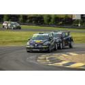 Titelkampen går vidare när Renault Clio Cup slår deltagarrekord på Kinnekulle Ring