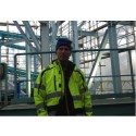 Praktikant med vindkraftsspecialisering