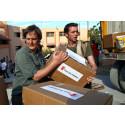 Rädda Barnen och IKEA Foundation samarbetar om snabb katastrofhjälp