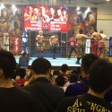 Totally packed NJPW matches were a fan highlight