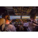 Boeing 737-800 Flight Deck