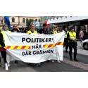 #39 FREDAG: Volontärerna protesterar