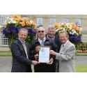 Bury wins top regional 'bloom' award for 12th year running