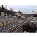 Sporveien gjenåpner Kolsåsbanen til Avløs søndag 15.desember.