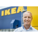 Peter Agnefjäll ny VD och koncernchef för IKEA Gruppen