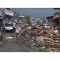 PMU bistår tyfondrabbade i Filippinerna