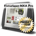 Fixturlaser NXA Pro Laser Shaft Alignment System Wins Plant Engineering Magazine's Product of the Year 2013 Award