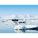 Zodiackryssning på Svalbard