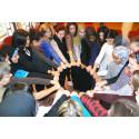Bilda skapar mötesplatser kring Helig fred!