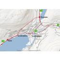 NCC skal bygge Vangstunnelen på nærmere 2,5 km.