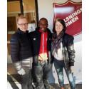 Erikshjälpen i samarbete med Football For All