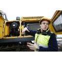 Martin Karlsson - ansvarig för Eco Operator hos Swecon Anläggningsmaskiner AB