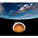 Espressokaffet erövrar rymden