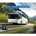 Goodyears nye Coach dæk til turistbusser introduceres nu i Danmark