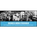 Partner till Business Arena Stockholm 16-17 september
