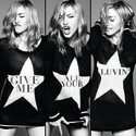 Idag kl.15:00 premiärvisas Madonnas video i tunnelbanan
