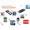 SMART INDUSTRIES BY ANALOG POWER -- Exhibiting at TECHNO-FRONTIER 2015, ROHM Semiconductor to Reveal Several Key Devices that Make Reduced Size and Energy Usage of Industrial Equipment a Reality