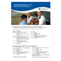 Program för trycksårsveckan 2014